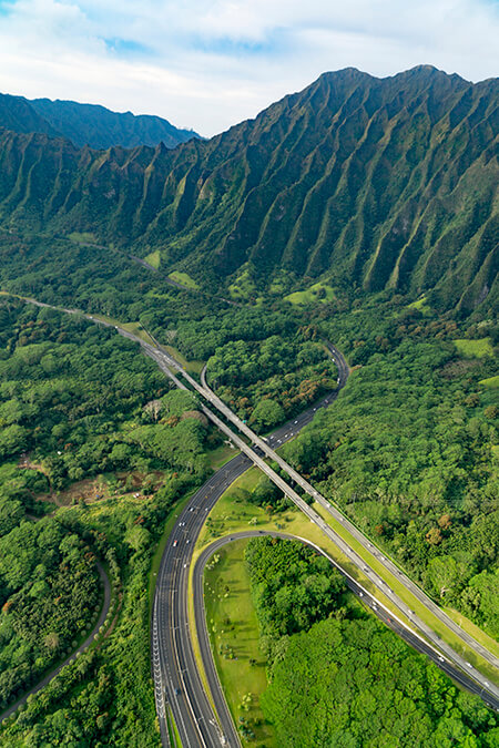 magnum helicopters doors off tour diamond head