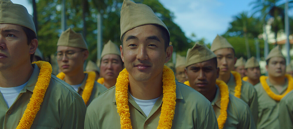 Go For Broke: An Origin Story details the life of University of Hawaiʻi ROTC students following the attack on Pearl Harbor. This is the world premier of the film.