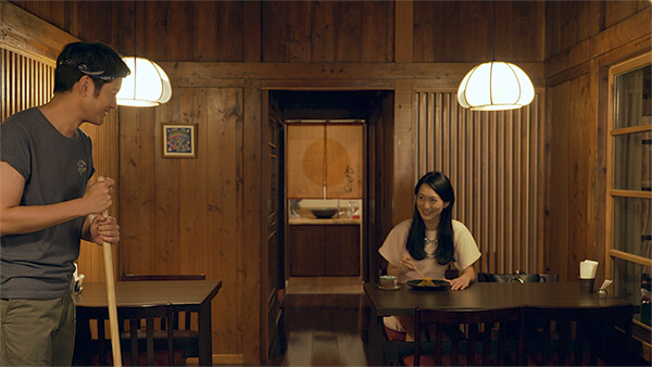In Jimami Tofu, a Tokyo-based chef works tirelessly to grow his culinary talents in order to win back his wife. This is also the film's world premier.