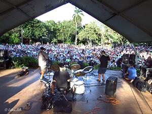 Summer Concerts on Oahu 1