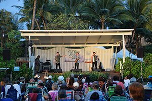 Summer Concerts on Oahu 3