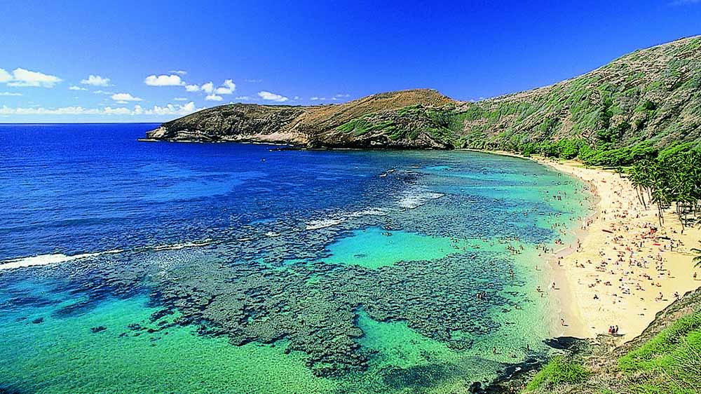 Haunauma Bay