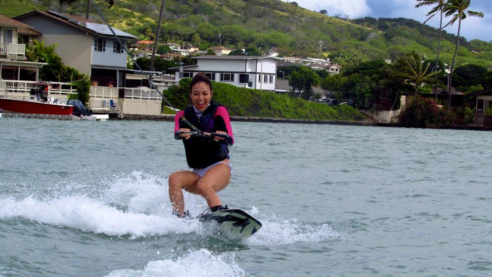Hawaii Water Sports Wakeboarder 02