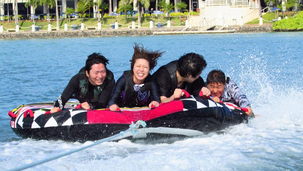 Hawaii Water Sports Bumper Tubes