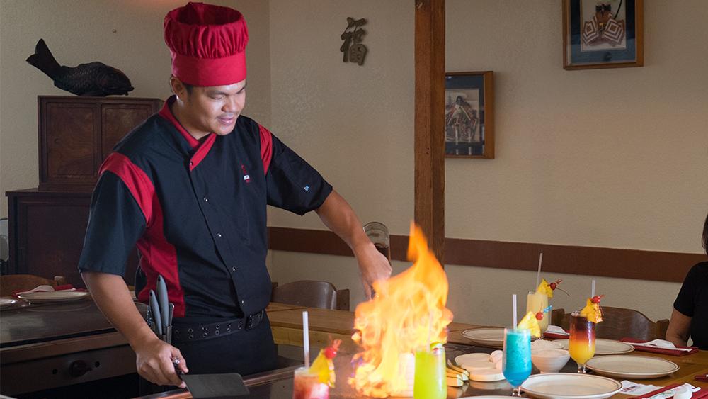 Kobe's Japanese Steak House