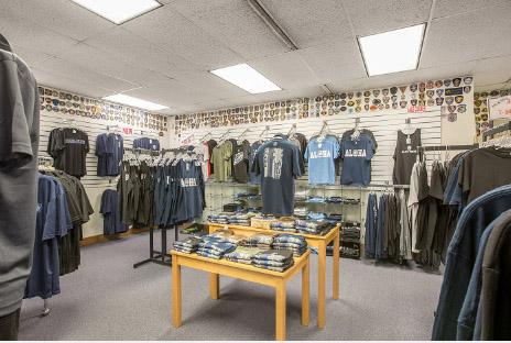 HPRA Store Interior
