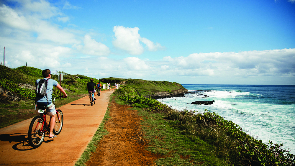 Kapa'a Coastal Path