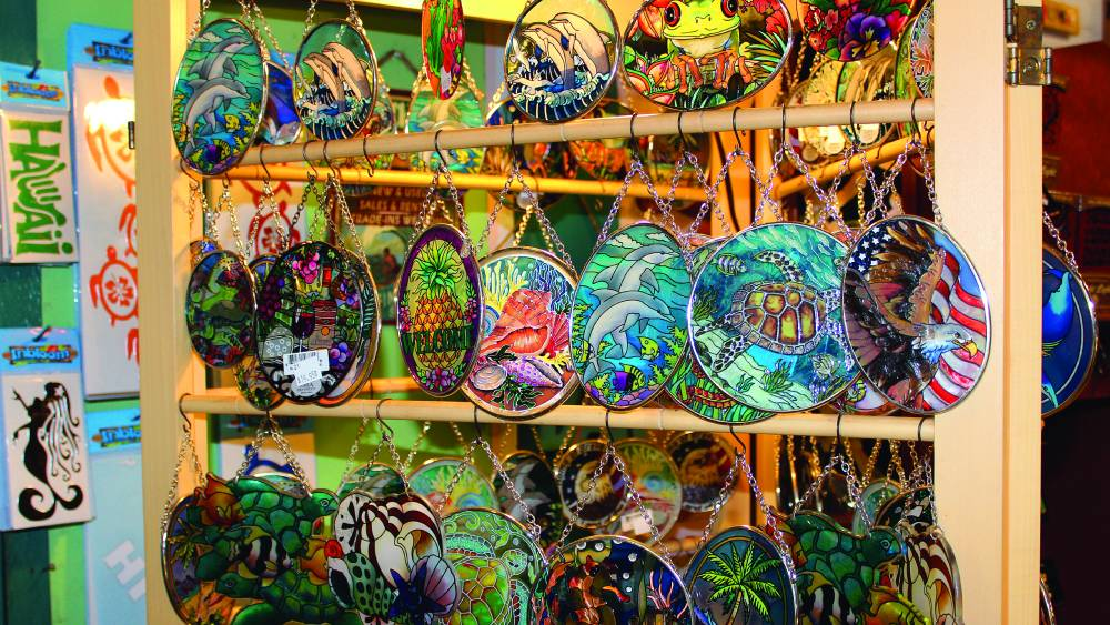 Fun and funky souvenirs at Aloha General Store
