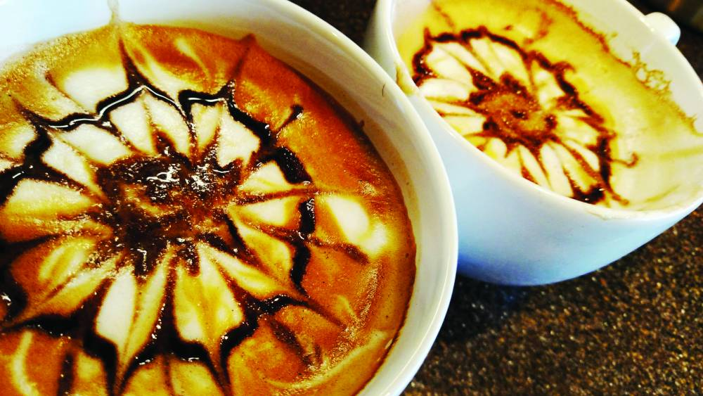 Get your day off to a good start at Menehune Coffee