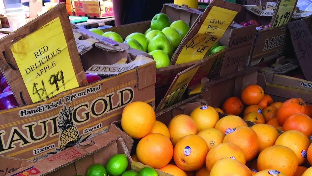 Farmer's Market of Maui