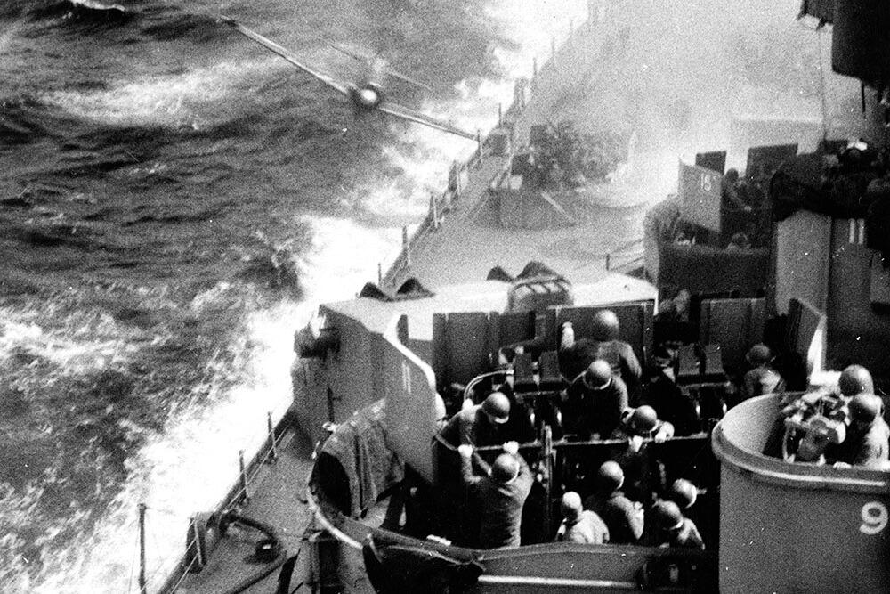 USS Missouri Photo Credit: Naval History and Heritage Command