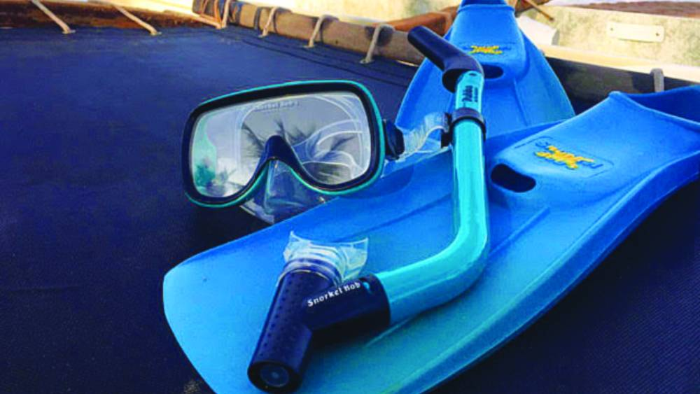 Snorkel Bob