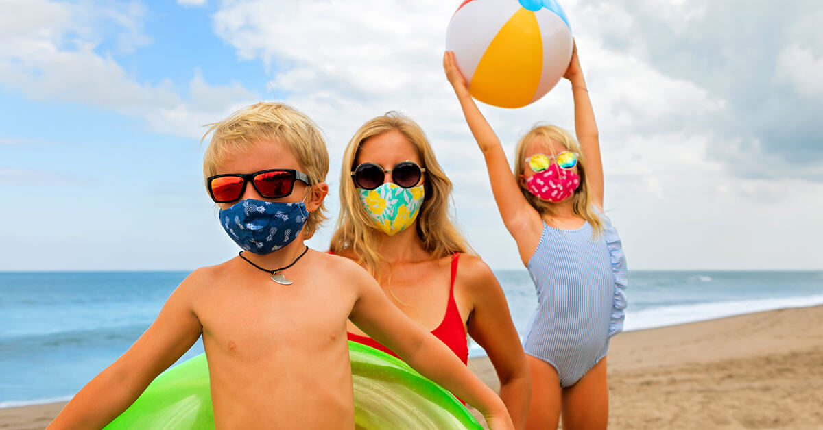 Practice Aloha and Wear A Face Mask in Hawaii