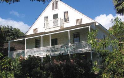 Hale Ho'ike'ike at the Bailey House - Maui