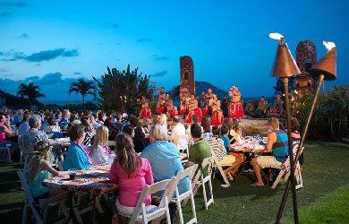 Chiefs Luau - Oahu, Hawaii