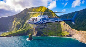 Hawaii Helicopter Molokai and West Maui