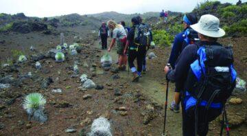 Hana-Kipahulu Hiking Trail