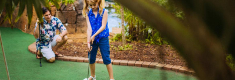 Kauai Mini Golf & Botanical Gardens
