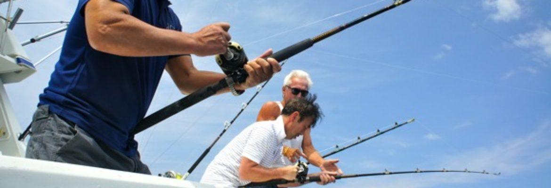 Kona Family Fishing