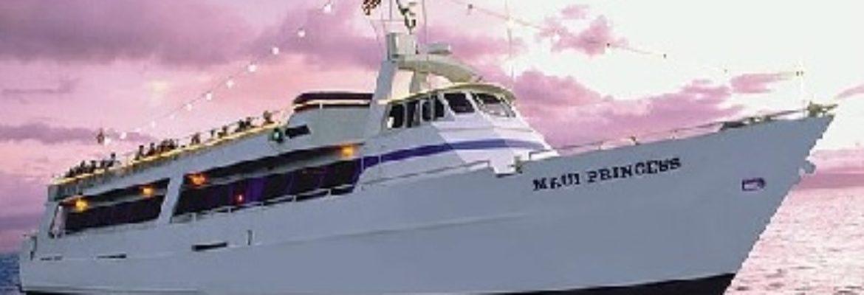 Lahaina Cruise Company Dinner Cruise