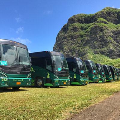 Roberts Hawaii Tours and Transportation