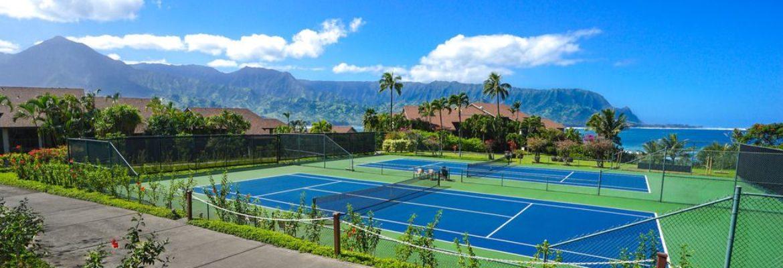 Hanalei Bay Resort Tennis
