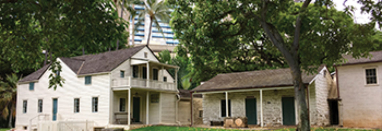 Hawaiian Mission Houses
