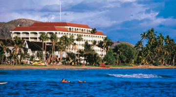 Lahaina Shores Beach Resort, Maui