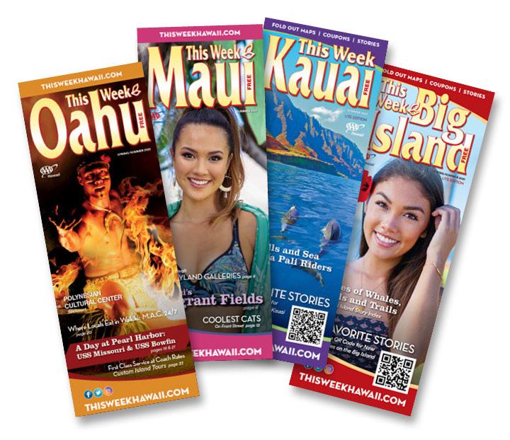 This Week Hawaii Magazines