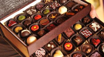 Sweet Paradise Chocolate