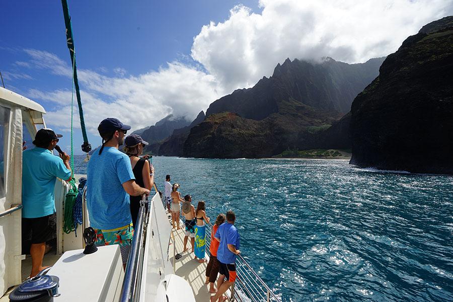 Captain Kauai - Kauai Sea Tours - Kauai Hawaii