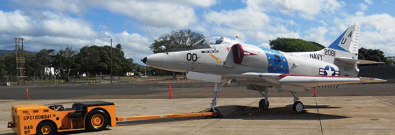 Naval Air Museum Barbers Point