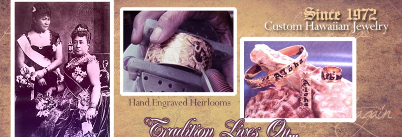 Royal Hawaiian Heritage Jewelry