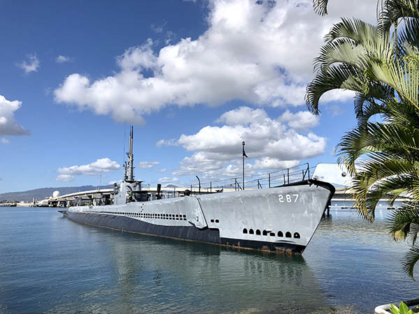 USS Bowfin Welcomes Visitors To New Campus - Oahu, Hawaii