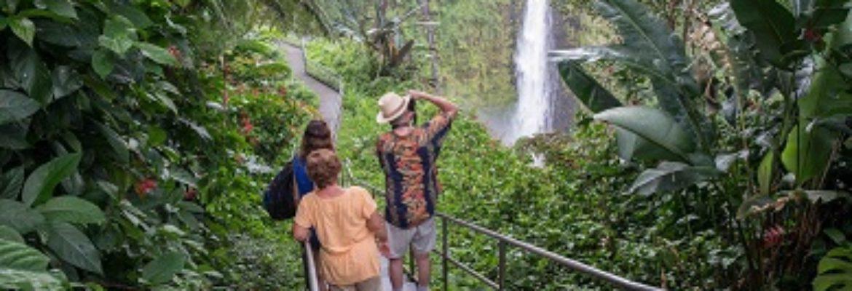 Wasabi Big Island in One Day Tour