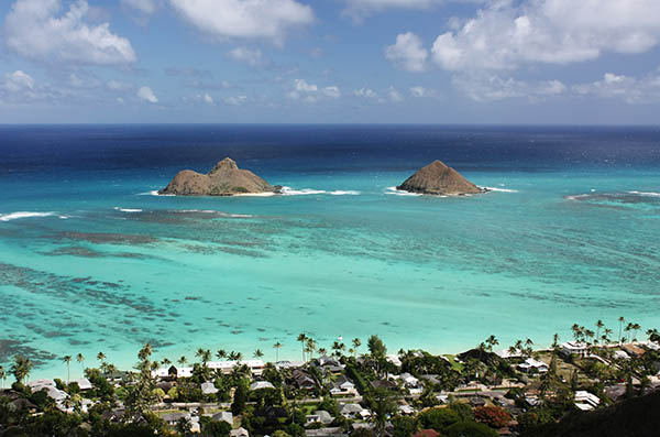 Right Place, Right Time - Oahu, Hawaii