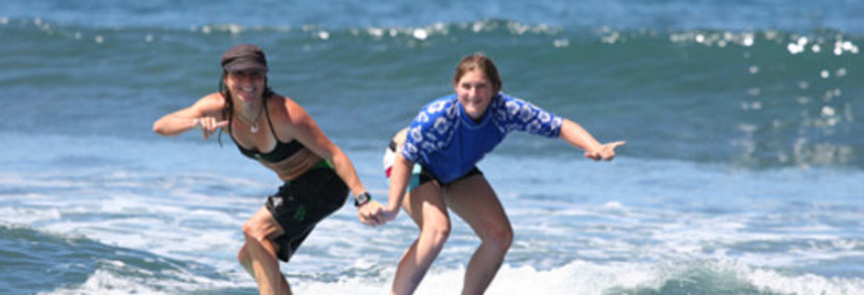 Robbie's Maui Surf Lessons