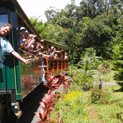 Kauai Plantation Railway