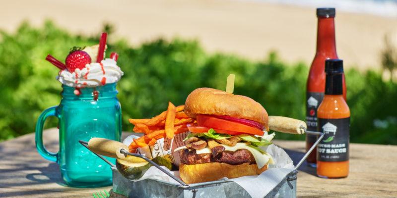 The Ritz Carlton The Burger Shack