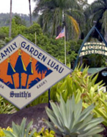 Smith Family Garden Luau