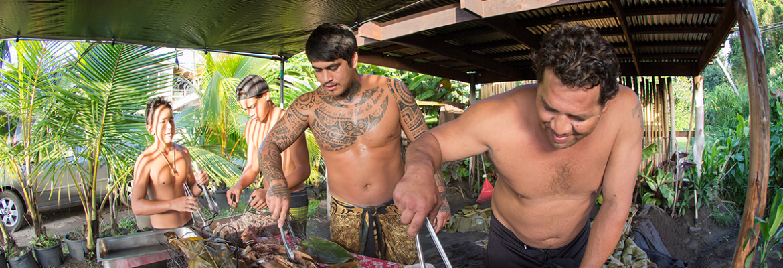 Tahiti Nui Luau