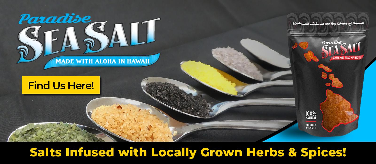 Paradise Sea Salt
