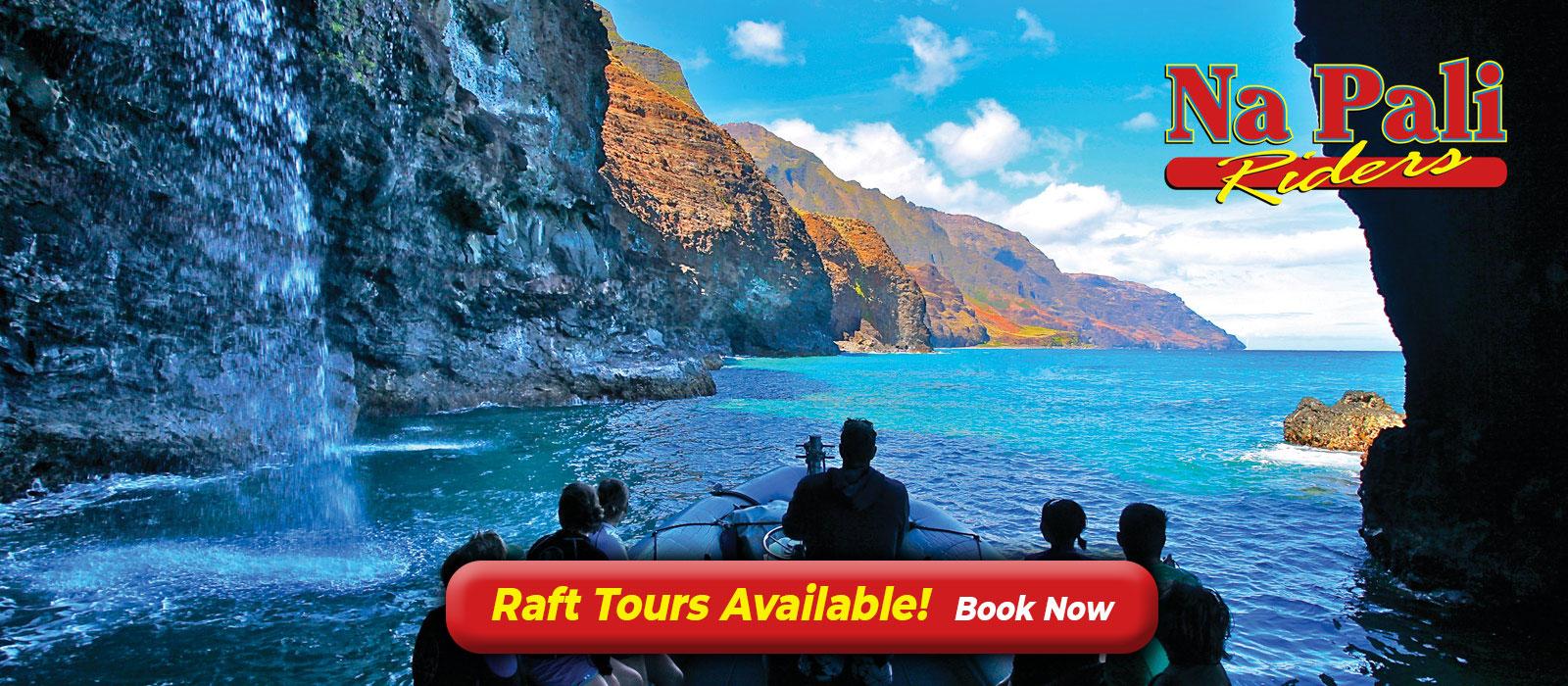 Na Pali Rider Raft Tours